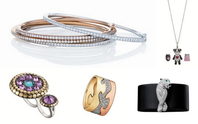 Here are five pieces of jewellery that'll make any woman happy this Christmas.