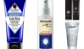 Keep your cool with these five grooming must-haves.