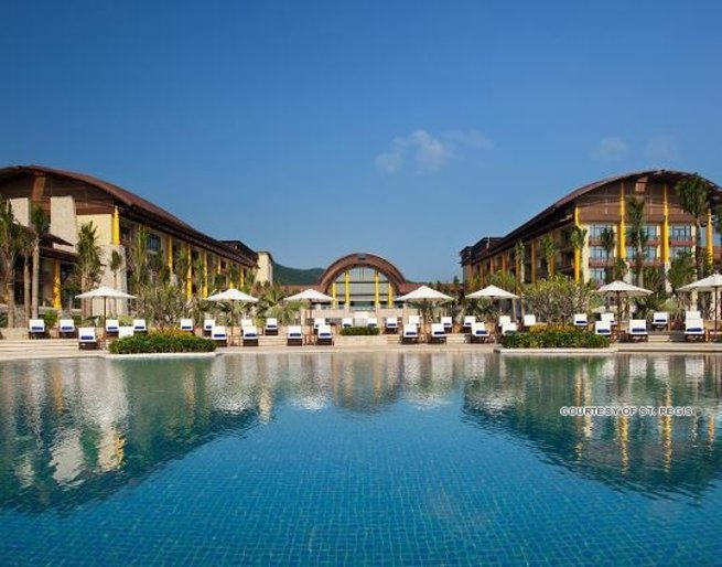 The St. Regis Sanya Yalong Bay Resort will also introduce the South China region's first Iridium Spa, which will become a destination of its own for visitors to Sanya.