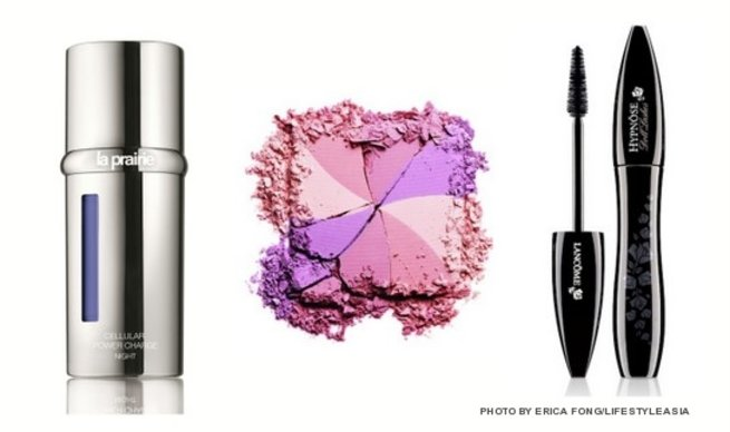 Update your look with the latest beauty launches by Lancome, Benefit and La Prairie.