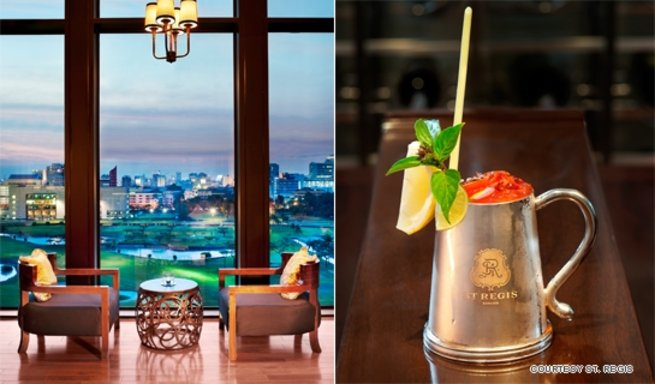 The St. Regis Bangkok intrigues guests with the introduction of the Siam Mary, a unique interpretation of the classic St. Regis Bloody Mary.