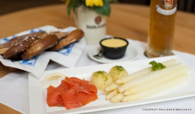 This May, be part of the Spring celebration at Paulaner Brauhaus, which brings its 12th Maifest to Singapore with a lineup of exciting activities, topped off with special beer and food promotions.