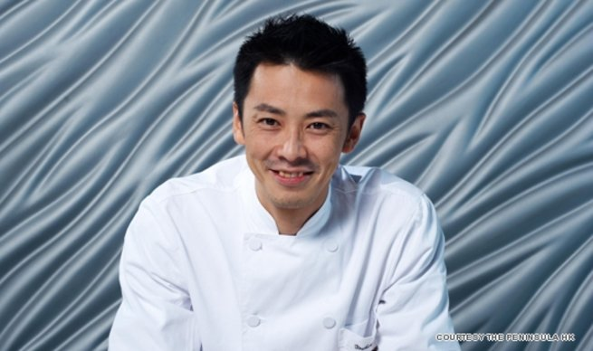 Chef Kaji's culinary adventure started at the Tsuji Cooking Academy, the most prestigious cooking school in Japan. From there he trained and worked in Michelin-star restaurants in France.