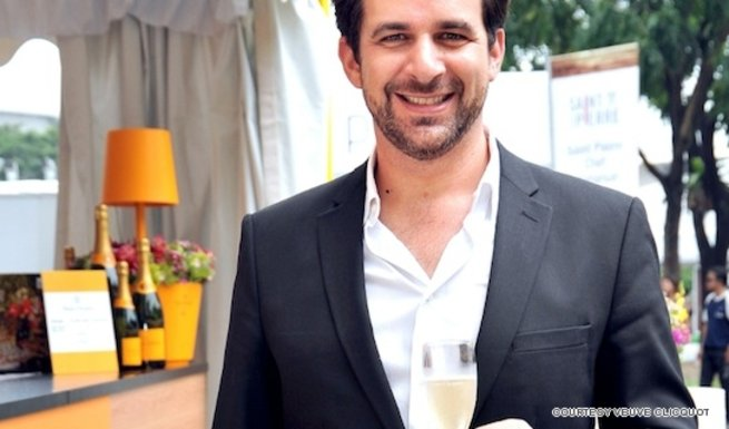 We down a glass of fizzy with man about town Stephane Gerschel from Maison Veuve Clicquot, and talk champagne pairing and essentials that'd jazz up that soiree in ways you'd never thought possible.