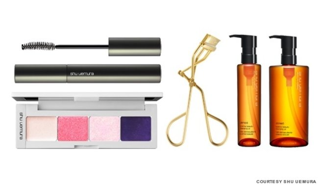 Shu Uemura joins in on the summer fun with an lustworthy collection that promises smoldering eyes, longer lashes and luminous skin. We pick four new essentials perfect for any makeup pouch.