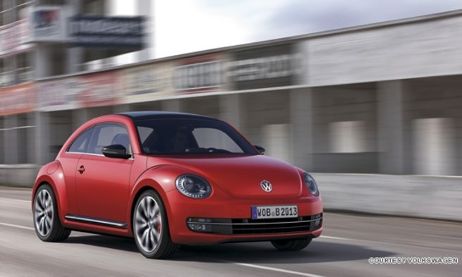 The Volkswagen is arguably one of the world's most recognizable cars, with its unique shape contributing to its iconic status today.
