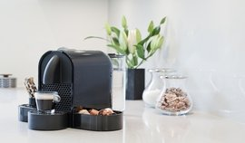 Luxurious coffee machines - Nespresso U coffee machine