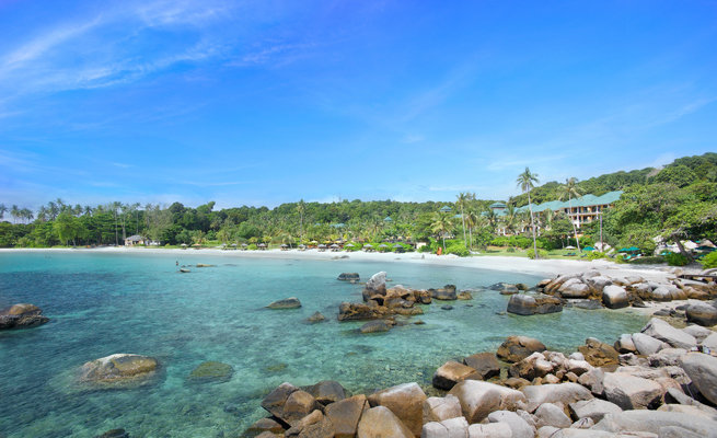 More of Bintan - Angsana Beach