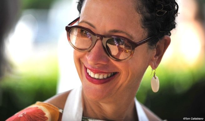 Nancy Silverton of Mozza(credit to Tom Caltabiano)