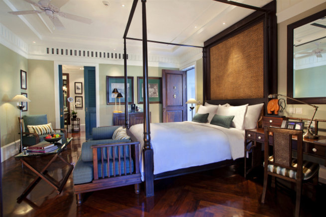 Charming and elegant, 137 Pillars House is a boutique hotel located in the Wat Gate area of Chiang Mai.