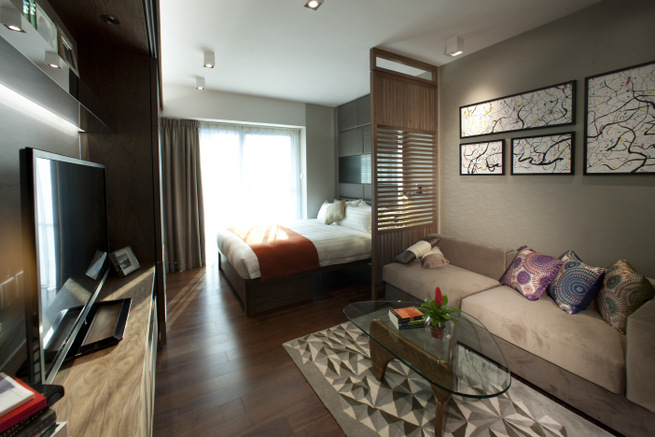 skyla serviced apartments in kennedy town offers stylish living for
