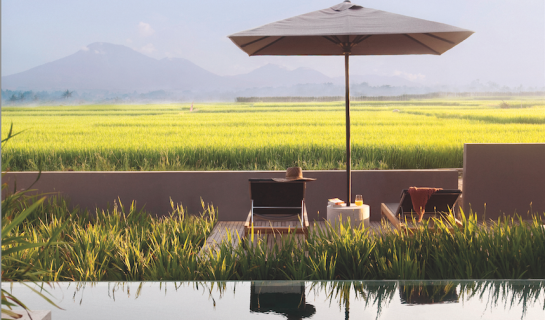 Put your feet up and holiday with a clear conscience with Alila hotels and resorts.