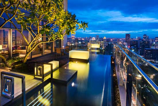 5 Best Hotel Swimming Pools In Bangkok Lifestyle Asia Bangkok