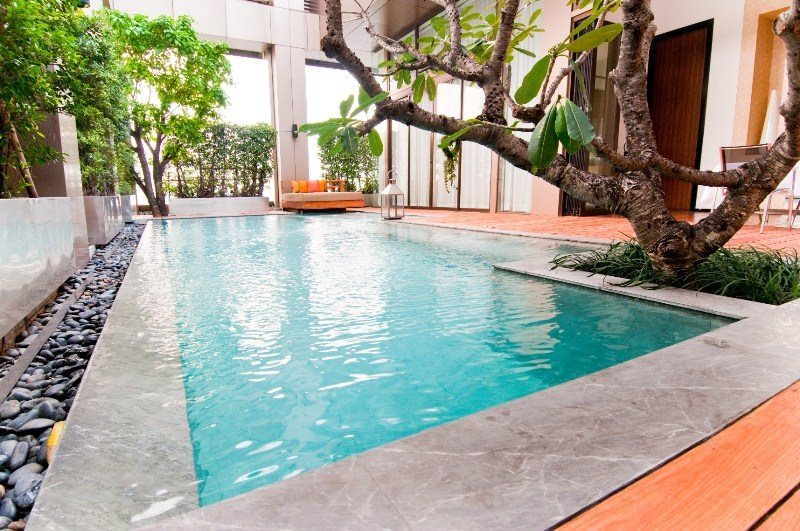 5 best hotel swimming pools in bangkok lifestyle asia Hotel near mall of asia with swimming pool