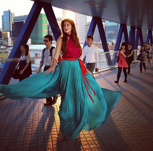 10 Hong Kong Fashionistas To Follow On Instagram Lifestyleasia Hong Kong
