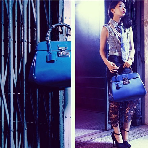 Hong Kong Fashion Blogger Veronica Li