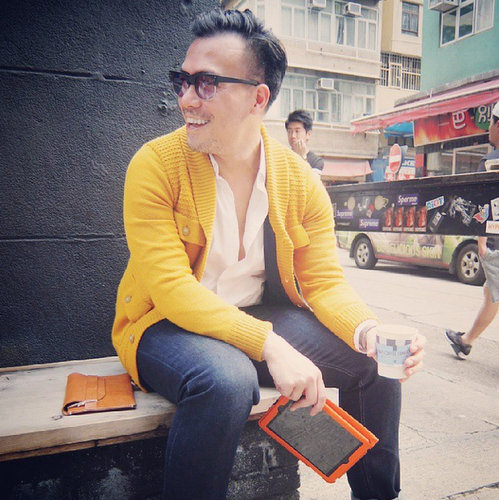 Hong Kong Fashion Blogger JJ Acuna The Wanderlister