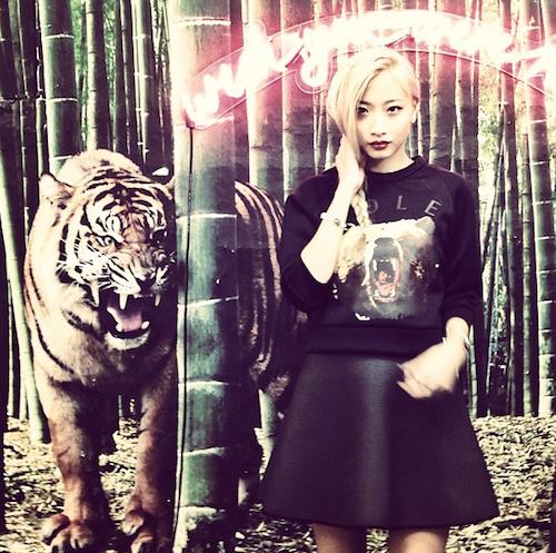 Hong Kong Fashion Blogger Cindy Ko