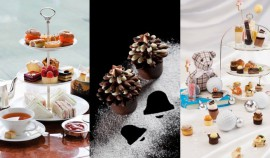 5 Hong Kong Christmas festive afternoon teas