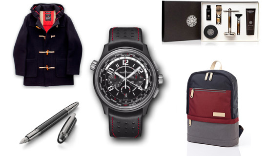 Hong Kong Christmas gift ideas for men 2013