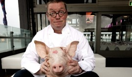 Interview with Fergus Henderson in Hong Kong