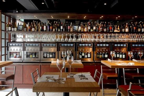 5 best Hong Kong wine bars - California Vintage