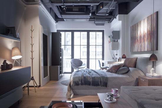 modern living boconcept opens in hong kong lifestyle asia hong kong. Black Bedroom Furniture Sets. Home Design Ideas