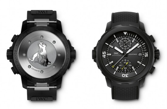 The diver's watch: IWC 2014 Aquatimer collection ...