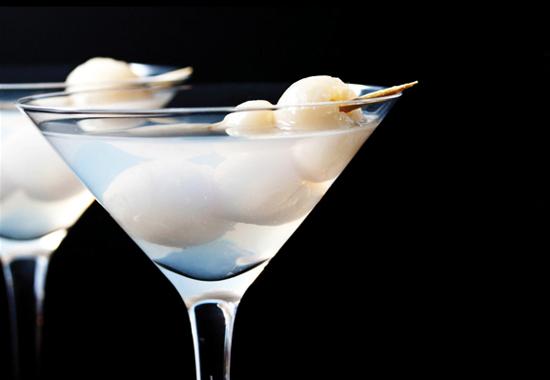 Lychee Martinis Recipes — Dishmaps