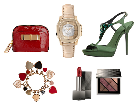 Xmas Gifts For The Woman Who Has Everything A very Burberry Christmas gift