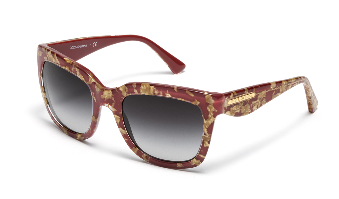 Dolce And Gabbana Gold Frame Sunglasses : Most wanted sunglasses of 2013 - LifestyleAsia Singapore